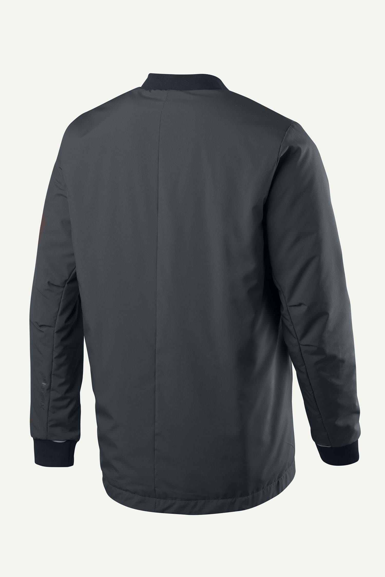 2ND LAYER MENS JACKET, BLACK GRAY